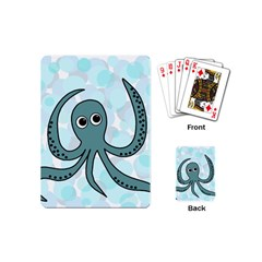 Octopus Playing Cards (Mini)
