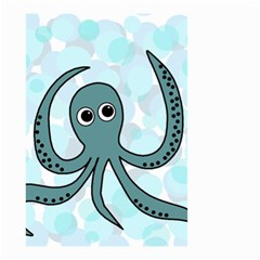 Octopus Small Garden Flag (Two Sides)