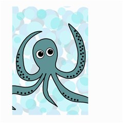Octopus Large Garden Flag (Two Sides)