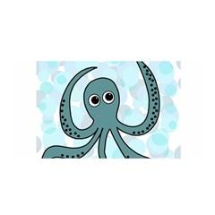 Octopus Satin Wrap