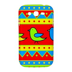 Birds pattern Samsung Galaxy Grand DUOS I9082 Hardshell Case