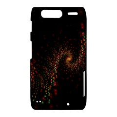 Multicolor Fractals Digital Art Design Motorola Droid Razr XT912