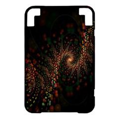 Multicolor Fractals Digital Art Design Kindle 3 Keyboard 3G