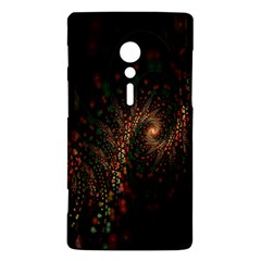 Multicolor Fractals Digital Art Design Sony Xperia ion