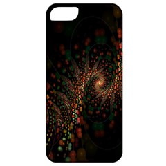 Multicolor Fractals Digital Art Design Apple iPhone 5 Classic Hardshell Case