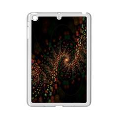 Multicolor Fractals Digital Art Design iPad Mini 2 Enamel Coated Cases