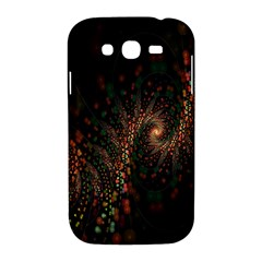 Multicolor Fractals Digital Art Design Samsung Galaxy Grand DUOS I9082 Hardshell Case