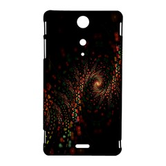 Multicolor Fractals Digital Art Design Sony Xperia TX