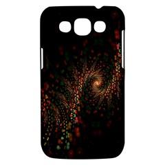 Multicolor Fractals Digital Art Design Samsung Galaxy Win I8550 Hardshell Case