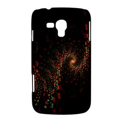 Multicolor Fractals Digital Art Design Samsung Galaxy Duos I8262 Hardshell Case