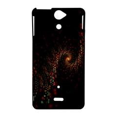 Multicolor Fractals Digital Art Design Sony Xperia V