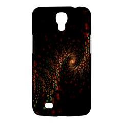 Multicolor Fractals Digital Art Design Samsung Galaxy Mega 6.3  I9200 Hardshell Case