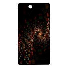 Multicolor Fractals Digital Art Design Sony Xperia Z Ultra