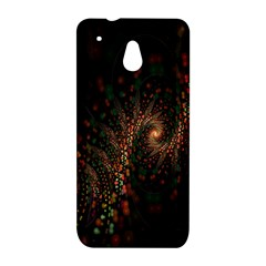 Multicolor Fractals Digital Art Design HTC One Mini (601e) M4 Hardshell Case