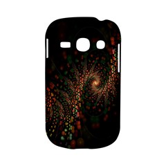 Multicolor Fractals Digital Art Design Samsung Galaxy S6810 Hardshell Case