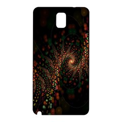 Multicolor Fractals Digital Art Design Samsung Galaxy Note 3 N9005 Hardshell Back Case