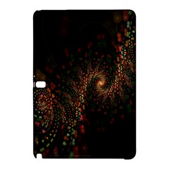 Multicolor Fractals Digital Art Design Samsung Galaxy Tab Pro 10.1 Hardshell Case