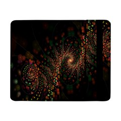 Multicolor Fractals Digital Art Design Samsung Galaxy Tab Pro 8.4  Flip Case