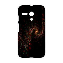Multicolor Fractals Digital Art Design Motorola Moto G