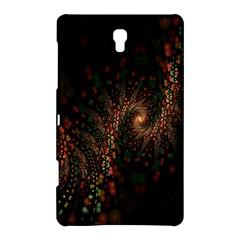 Multicolor Fractals Digital Art Design Samsung Galaxy Tab S (8.4 ) Hardshell Case