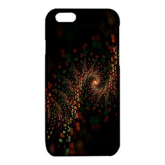 Multicolor Fractals Digital Art Design iPhone 6/6S TPU Case