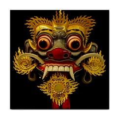 Bali Mask Tile Coasters