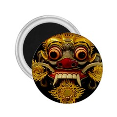 Bali Mask 2.25  Magnets