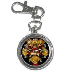 Bali Mask Key Chain Watches