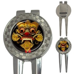 Bali Mask 3-in-1 Golf Divots