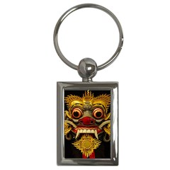 Bali Mask Key Chains (Rectangle)
