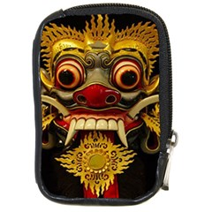 Bali Mask Compact Camera Cases