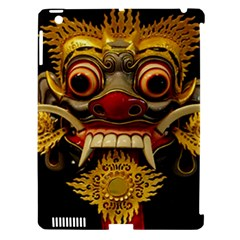 Bali Mask Apple iPad 3/4 Hardshell Case (Compatible with Smart Cover)