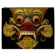 Bali Mask Cosmetic Bag (XXXL)