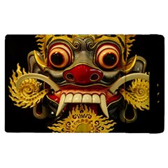Bali Mask Apple iPad 3/4 Flip Case