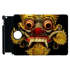 Bali Mask Apple iPad 2 Flip 360 Case