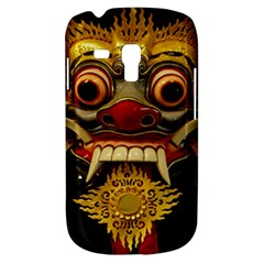 Bali Mask Samsung Galaxy S3 MINI I8190 Hardshell Case