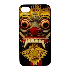 Bali Mask Apple iPhone 4/4S Hardshell Case with Stand