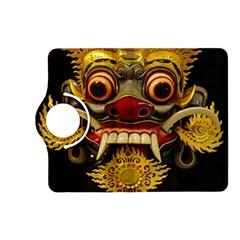 Bali Mask Kindle Fire HD (2013) Flip 360 Case