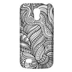 Zentangle Art Patterns Galaxy S4 Mini