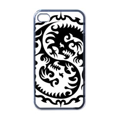 Ying Yang Tattoo Apple iPhone 4 Case (Black)