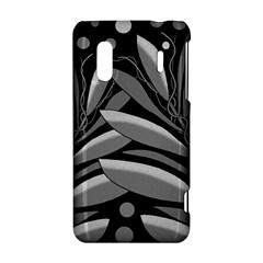 Gray plant design HTC Evo Design 4G/ Hero S Hardshell Case