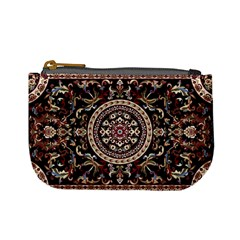 Vectorized Traditional Rug Style Of Traditional Patterns Mini Coin Purses