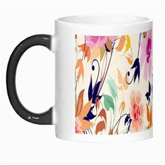 Vector Floral Art Morph Mugs