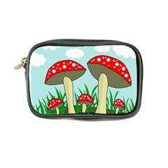 Mushrooms  Coin Purse