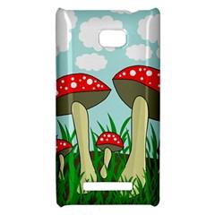 Mushrooms  HTC 8X