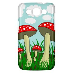 Mushrooms  Samsung Galaxy Win I8550 Hardshell Case