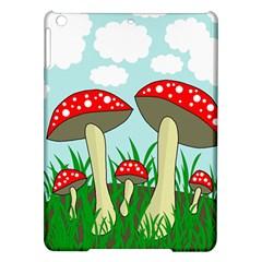 Mushrooms  iPad Air Hardshell Cases