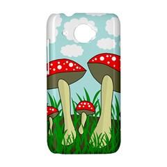 Mushrooms  HTC Desire 601 Hardshell Case