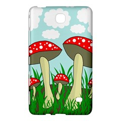 Mushrooms  Samsung Galaxy Tab 4 (7 ) Hardshell Case