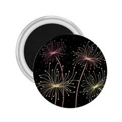 Elegant dandelions  2.25  Magnets